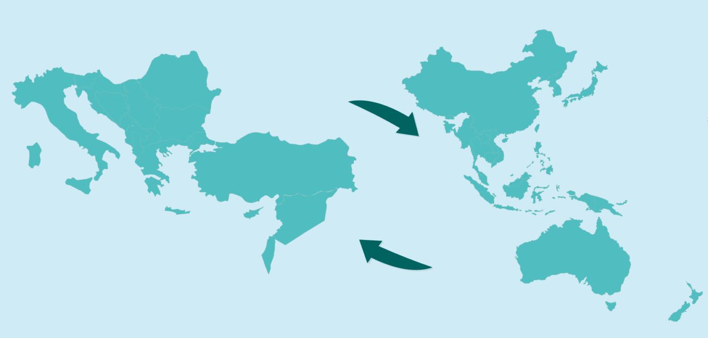Agorara.com World Map