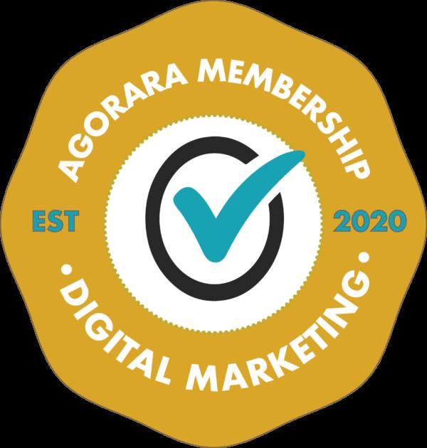 Agorara Membership Badge DMarketing