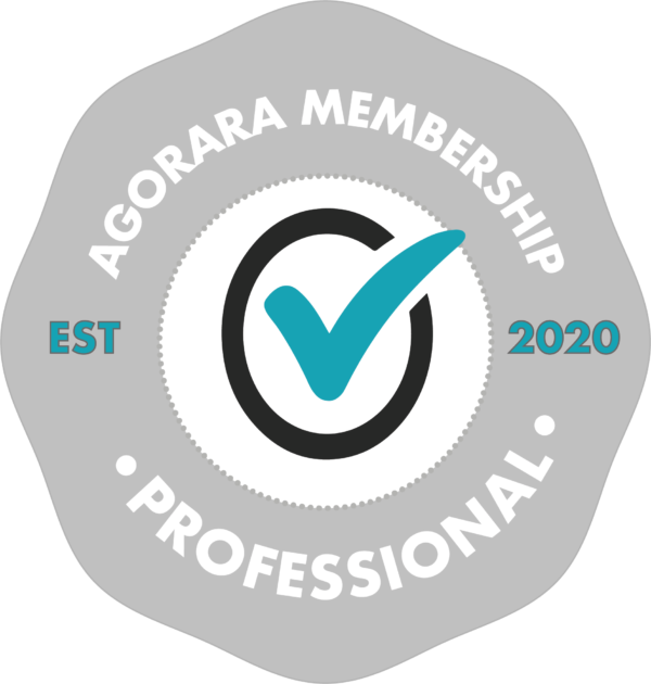 Agorara Membership Badge PRO