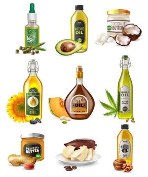 Pomace & Other Oils