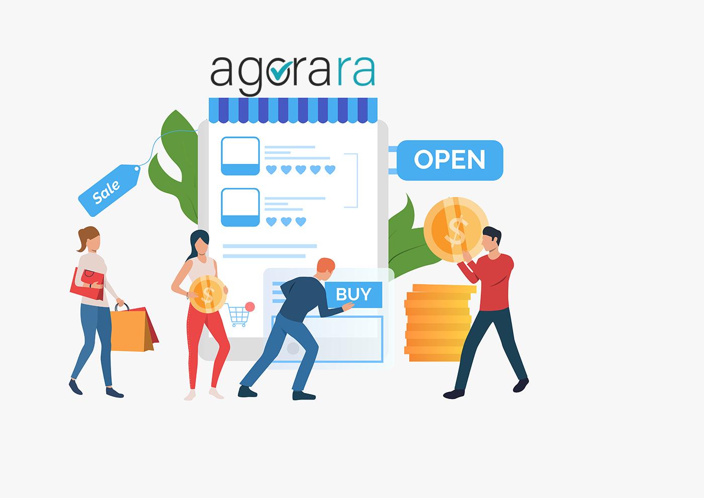 sellers - marketplace agorara.com