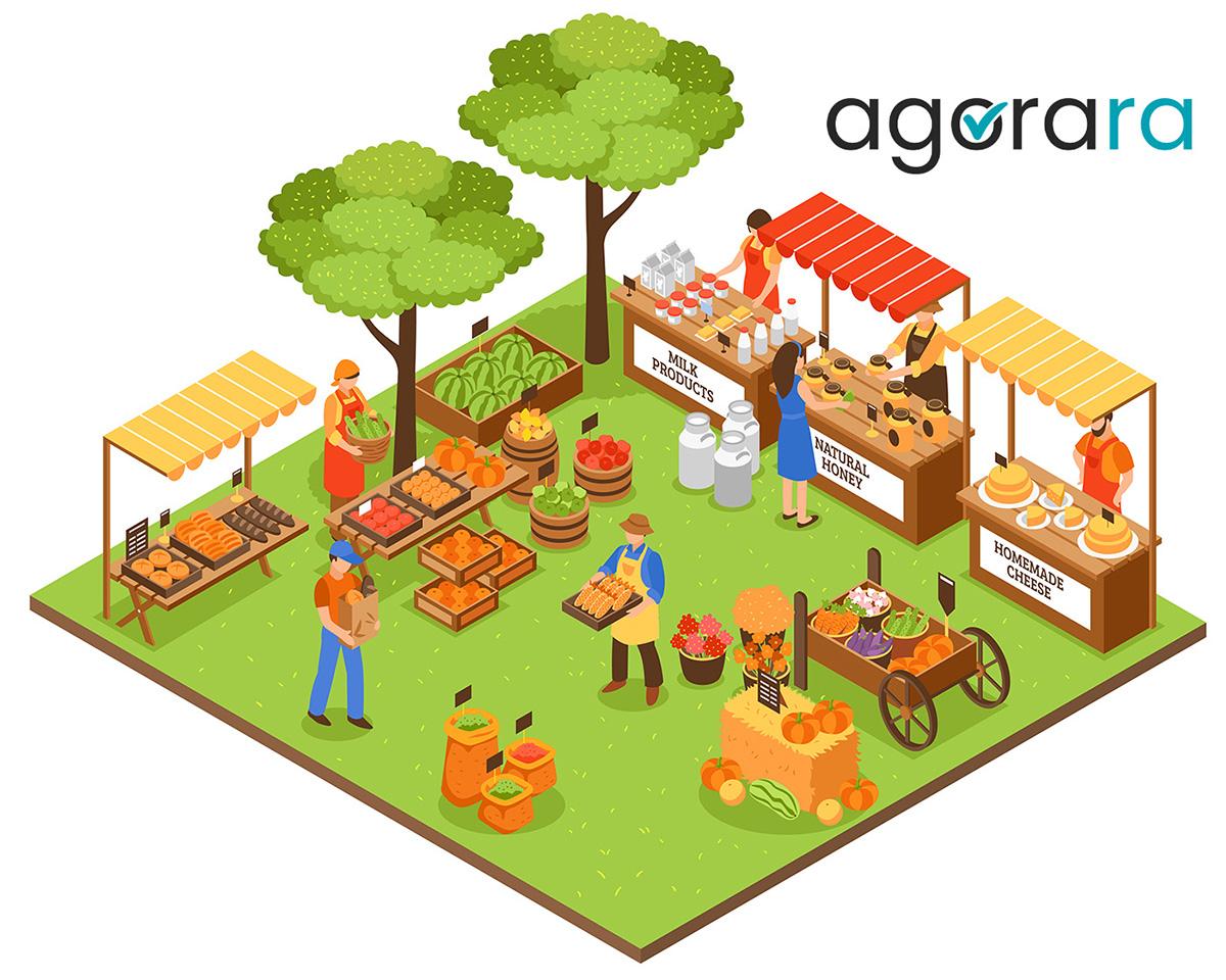 Agorara Trade Market