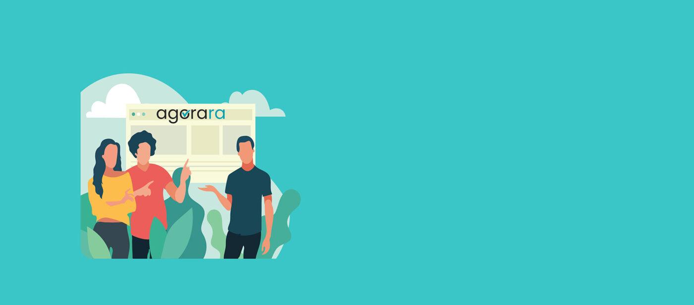 Agorara About v.3