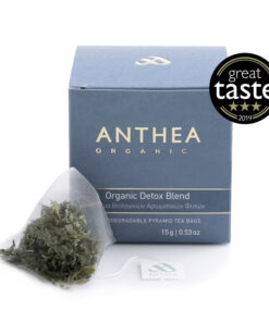 organic detox blend