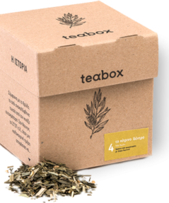 THE YELLOW TREE LEMON TEA