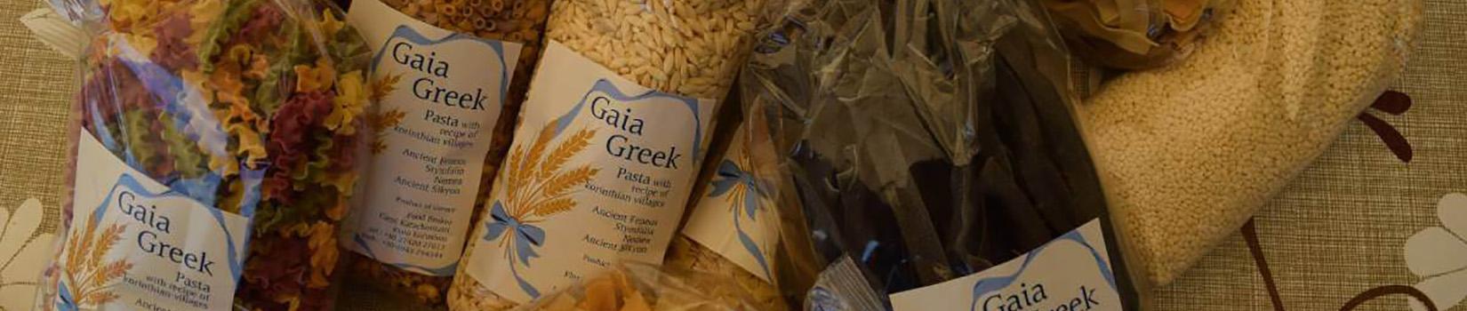GAIA GREEK