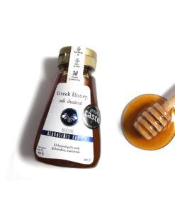 Alabasinis honey from oak & chestnut squeeze 250g & 500g