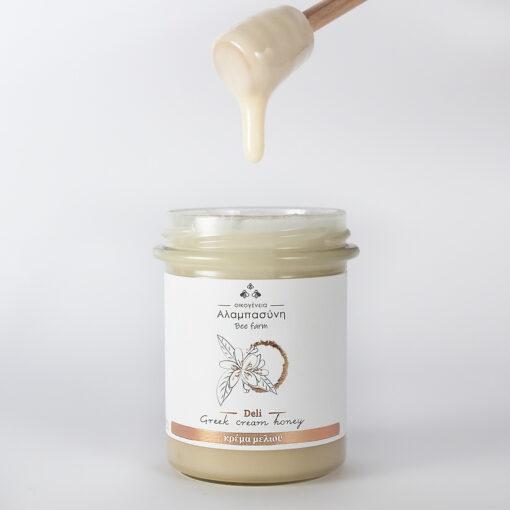 Alabasinis honey cream